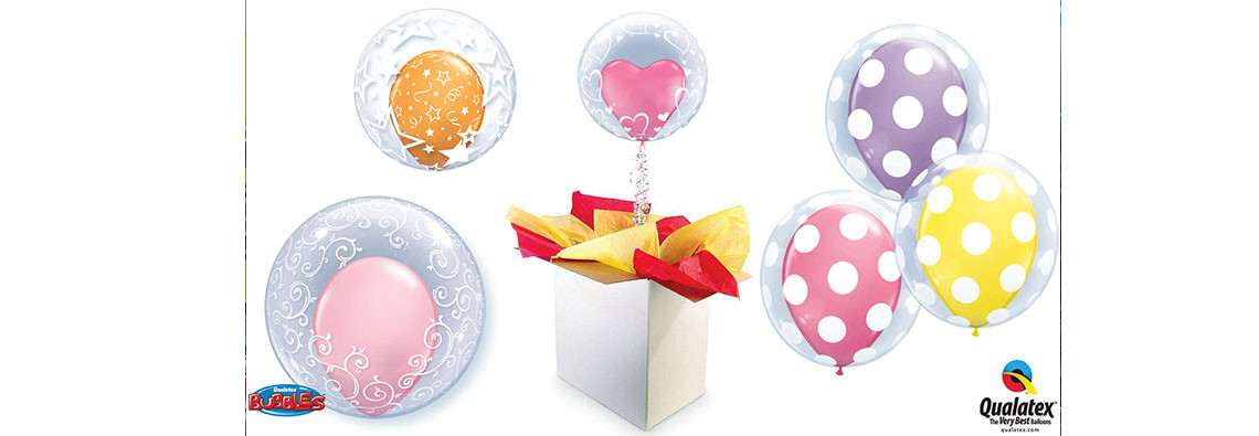 Globos deco Bubbles