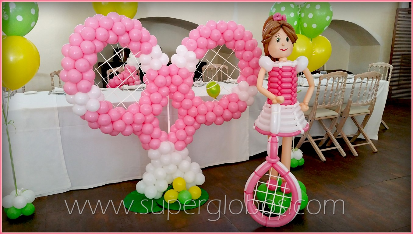 El arte de decorar con globos for Paginas decoracion online